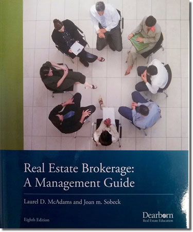 Real Estate Brokerage: A Management Guide - 8th Edition