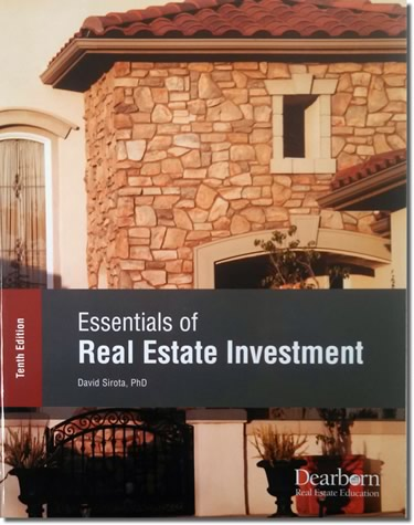 Essentials of Real Estate Investment - 10th Edition