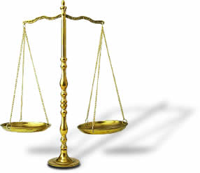 Real Estate Law - The scales of real estate justice
