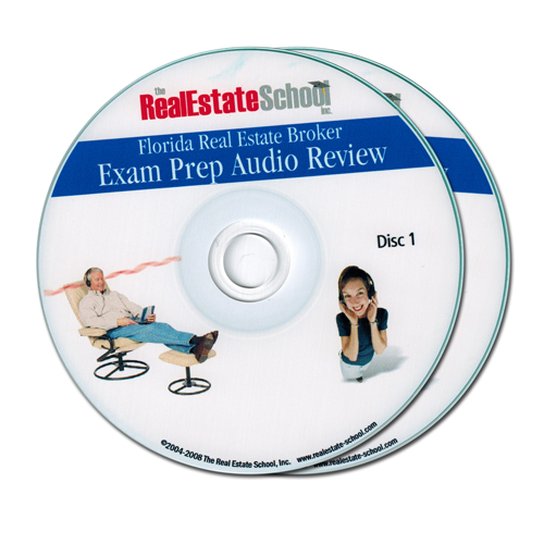 Broker Exam Prep Audio MP3 Download