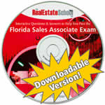 Downloadable Questions and Answers to Help You Pass the Florida Sales Associate Exam