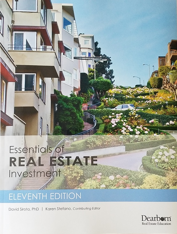 Essentials of Real Estate Investment - 11th Edition