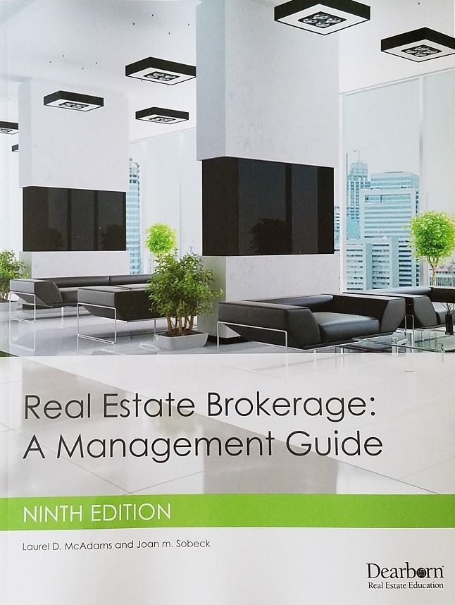 Real Estate Brokerage: A Management Guide - 9th Edition