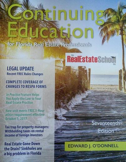 Real Estate School - Continuing Education Priority Grading