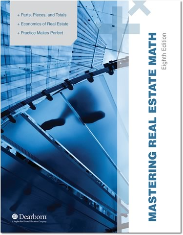 Mastering Real Estate Math - 8th Edition