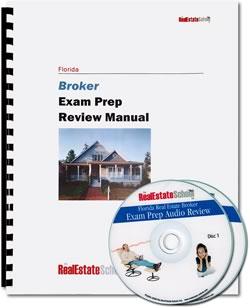 Broker Audio CD and Exam Manual Bundle