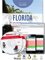 Florida Real Estate Exam Manual, Audio CD and Interactive Questions and Answers Software Bundle